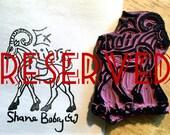 RESERVED - custom ex libris stamp.