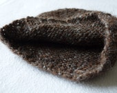 Kids Beanie Hat Ages 4-6 100% Angora Wool Super Soft Extra Warm for Boys or Girls