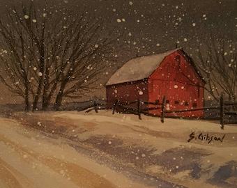Alan Rooker's Barn