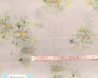 Vintage Daisy Bouquet Pillowcase