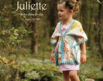 Juliette Paper Pattern by Violette Field Threads