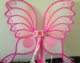 Classic Butterfly Fairy Wings