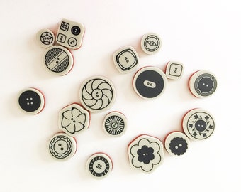 Stampin up stamps,button,button,stampin up stamps,stampin up,stampin up retired,stamps,scrapbook stamps,stampin up butttons,gift for sewers