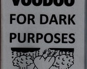 DARK VOODOO for dark purposes Book