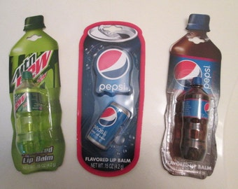 """18"""" Doll Accessories/Doll House Supplies - Soda Bottle or Can"""