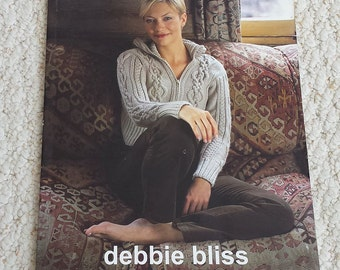 Debbie Bliss - Book Number Four - Knitting Patterns for Women and Children