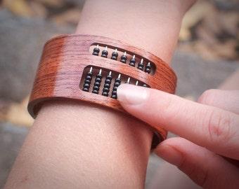 Abacus Bracelet