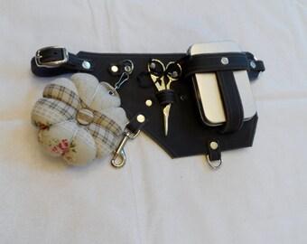 Black Seamstress Modular Belt System Accessory