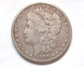1886 American Silver Dollar USA