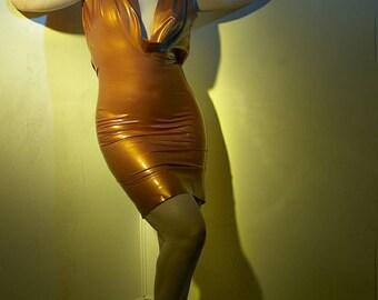 Mini Roulette Dress