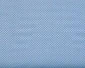 Blue Swiss Dot 100% Cotton Quilt Fabric Blender for Sale from Garden Dots Collection, In the Beginning Fabrics IBFGAD1GD-6, Fat Quarter