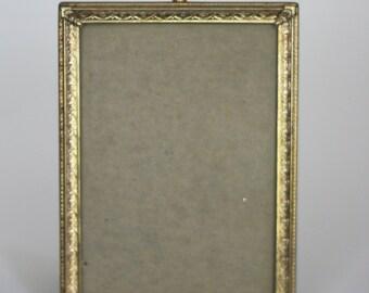 vintage gold photo frame