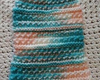 Hand  Knit  Dog  Sweater