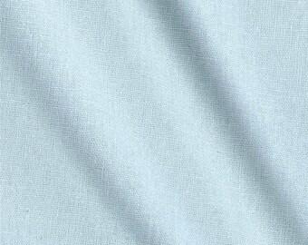 Kaufman Essex Linen Blend Light Blue