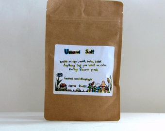 Umami Seasoning Salt - Porcini Salt -