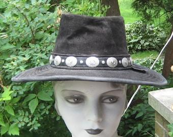 Stevie Ray Van Fab Hipster Western Hat