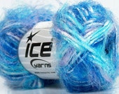 ICE Aster Blended Blue Boutique Yarn