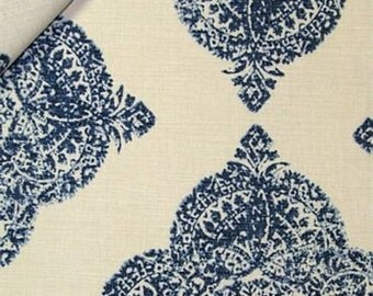MANI INDIGO BLOCKPRINT Pillow Cover