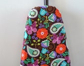 Ironing Board Cover - pretty paisley with flowers and butterflies