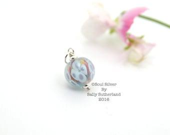 Flower Drop - Pendant