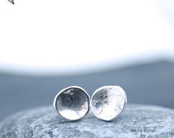Irregular Dots - Stud Earrings