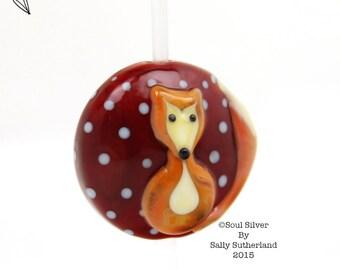Fox Focal Bead