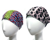 Headband for Women - REVERSIBLE Headband - Festival Hair, Yoga Bandana, Women's Accessories