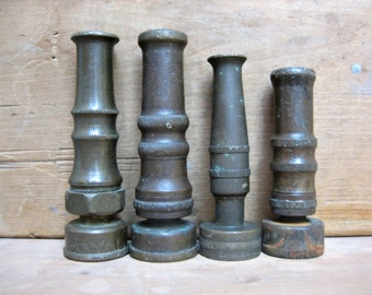 Brass Hose Nozzle Collection