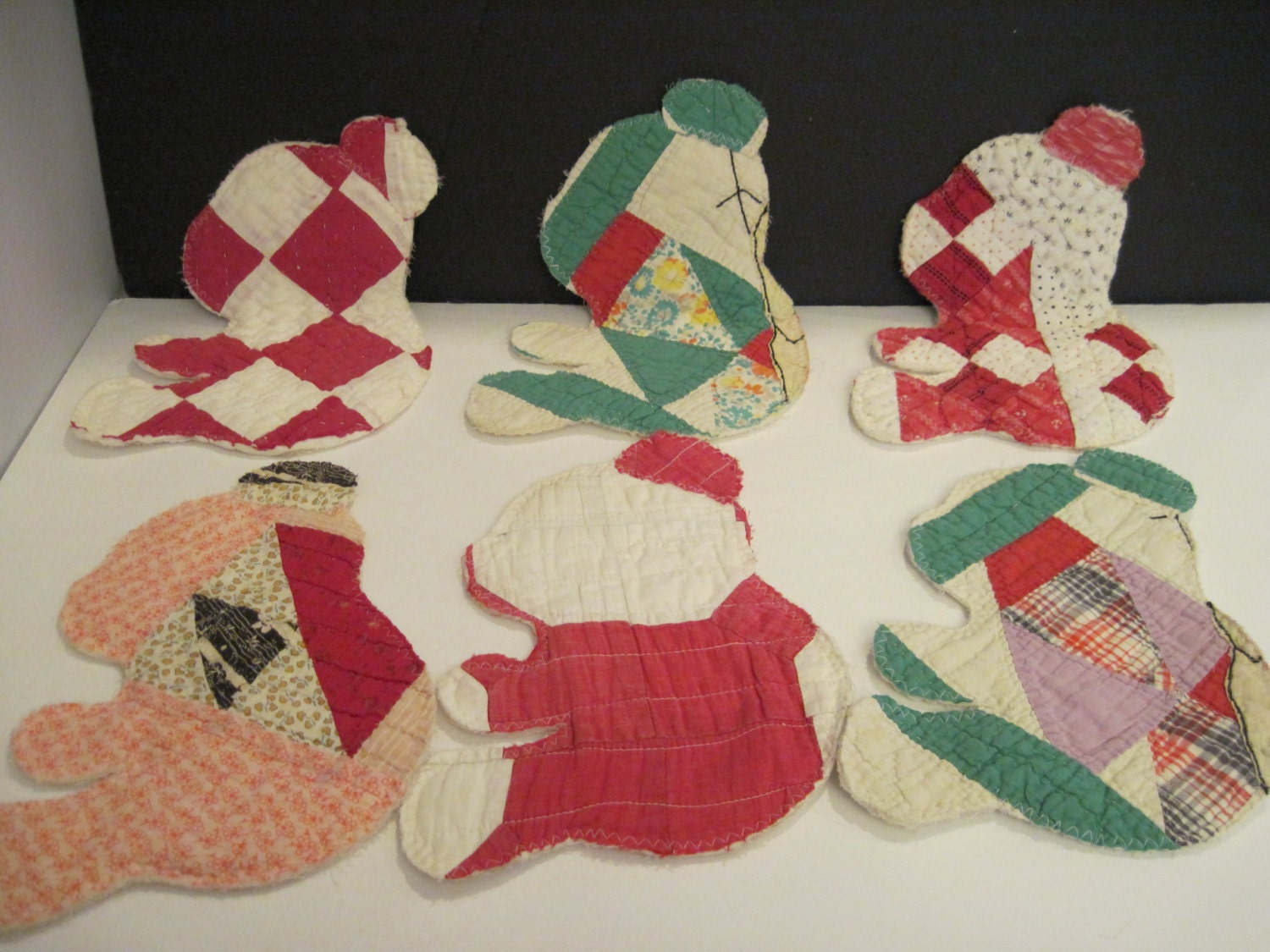 how to make a patchwork teddy bear