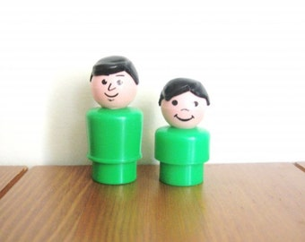 Fisher Price Little People  Father and Son