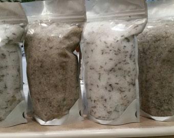 Botanical Bath and Foot Salt Soak