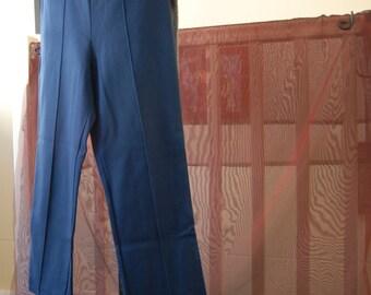 70s blue tracksuit size 12