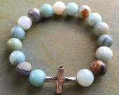 Cross bracelet special by forgivingworks