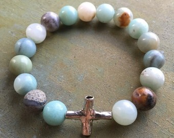 Cross bracelet special by forgivingworks