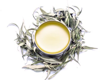 Dream Balm - Mugwort Balm - Intuition & Dream Magic - fragrant - moisturizing salve - 1/2 oz tin