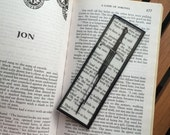 GOT Jon Snow Sword Bookmark