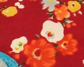 Custom Order for a 5 petal Kanzashi brooch