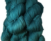 Brazen - Heavy DK- Superwash Merino - Hand Dyed 115 grams