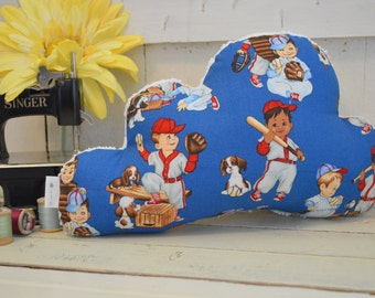 sandlot cloud pillow