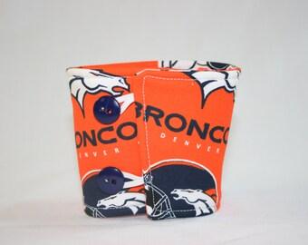 Denver Broncos Coffee Cozy Sleeve