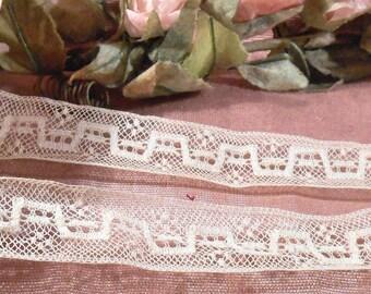 Antique lace Vintage Lace Trim Cotton Lace Craft Supply