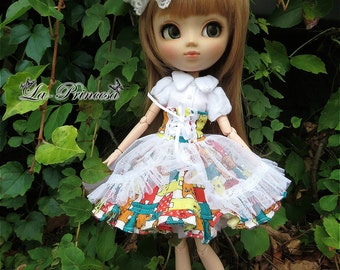 La-Princesa Lolita Outfit for Pullip (No.Pullip-140)