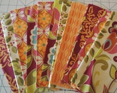SALE, Fabric Grab Bag, All New Botinique Fabrics, 20 pieces, Bag 112D