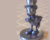 Jiminy in Pewter, So Tiny But Loaded With Intricate Details! Adorable!