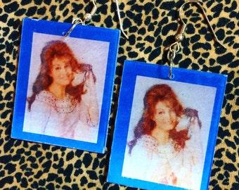 Nashville Stars 3D Dangle Earrings