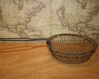 Wire Frying Basket - Deep Fryer Basket - item #1320