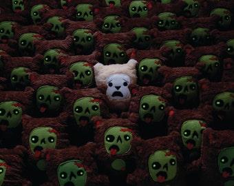 Zombie Jigsaw Puzzle - 504pc