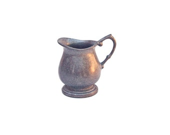 Creamer Wilton Armetale Plough Tavern potbelly creamer Thanksgiving rustic wedding brunch dinner farmhouse