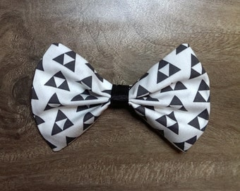 Triforce Hair Bow