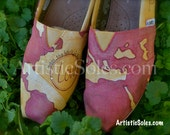Love our Earth custom TOMS Shoes